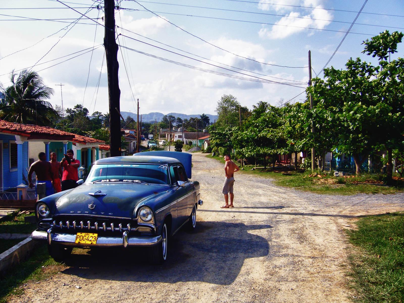 Kubas Straßenkreuzer