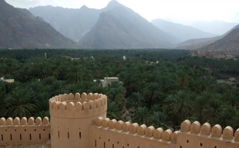Oman Oases and Wadis