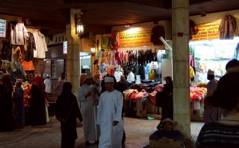 Oman Street Life